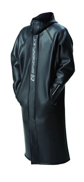 SPYDERFLEX 17 SpydreFlex スキンコート ブラック L【スポーツ館】