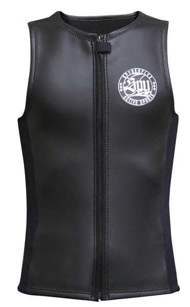 SPYDERFLEX 17 S/F CLASSIC スキンベスト BLACK L【スポーツ館】