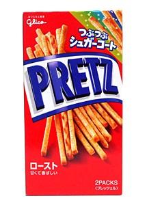 グリコ プリッツ ロースト 2袋【イージャパンモール】
