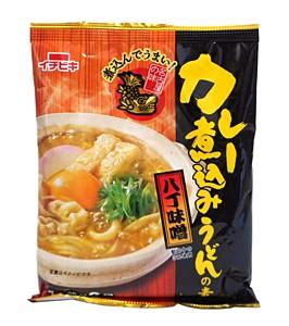 イチビキ 名古屋の味カレー煮込みうどんの素80g【イージャパンモール】