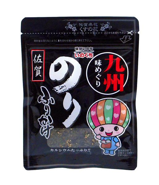 井口食品 九州味めぐりのりふりかけ22g【イージャパンモール】