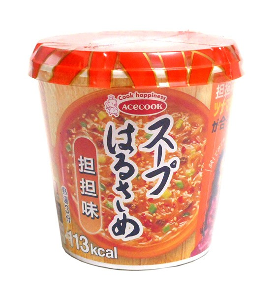 エースコック スープはるさめ 担担味 33g【イージャパンモール】