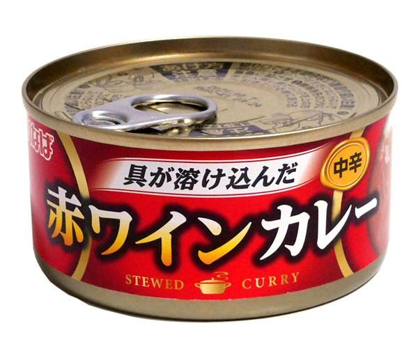 いなば 具が溶け込んだ赤ワインカレー165g【イージャパンモール】