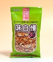 稲葉ピーナッツ 味自慢3P【イージャパンモール】