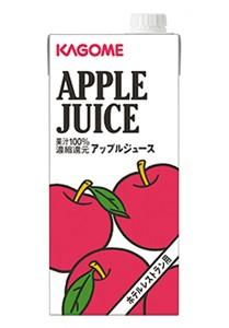 カゴメ アップルジュース ホテルレストラン用 1000ml【イージャパンモール】