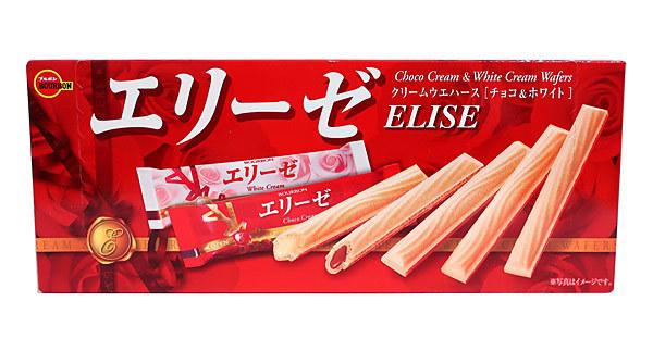 ブルボン エリーゼ 2本x16袋【イージャパンモール】