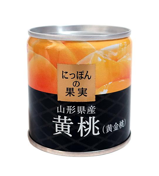 K&Kにっぽんの果実黄桃(黄金桃)M2号缶【イージャパンモール】