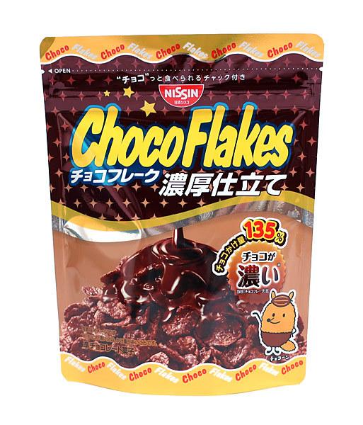 シスコ チョコフレーク濃厚仕立て 63g    【イージャパンモール】