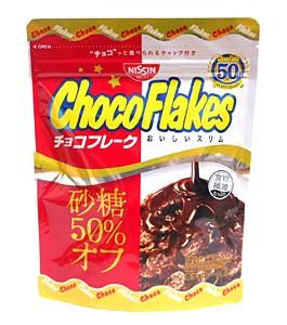 シスコ チョコフレークオイシイスリム砂糖50%オフ 63g【イージャパンモール】