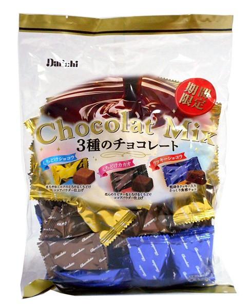 大一 3種のショコラミックス310g   【イージャパンモール】