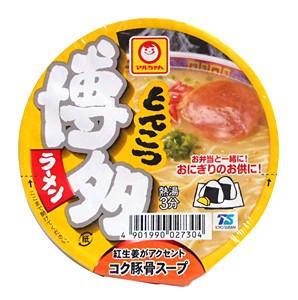 東水 まめとんこつ博多ラーメン 37g【イージャパンモール】