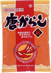 テーオー 韓国料理用唐辛子(細) 250g【イージャパンモール】