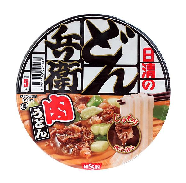 日清食品 どん兵衛 肉うどん 87g【イージャパンモール】