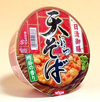 日清食品(株) 日清御膳 天ぷらそば 86g【イージャパンモール】