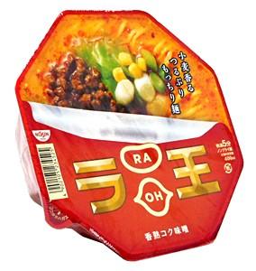 日清 ラ王カップ香熟コク味噌 122g【イージャパンモール】