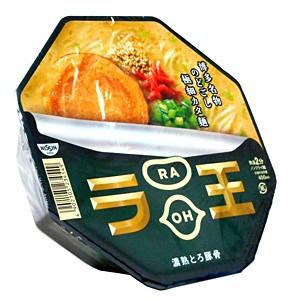 日清 ラ王カップ濃熟とろ豚骨 113g【イージャパンモール】