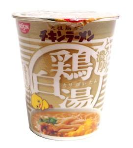 日清 チキンラーメンビックカップ鶏白湯【イージャパンモール】
