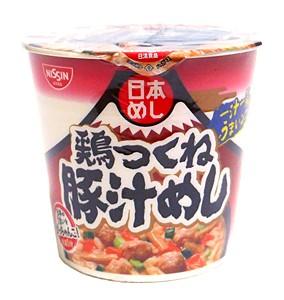 日清 日本めし鶏つくね豚汁めし100g【イージャパンモール】
