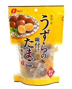 なとり うずらの味付けたまご燻製93g【イージャパンモール】