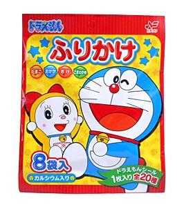 ニチフリ ドラえもんふりかけ 8袋入【イージャパンモール】