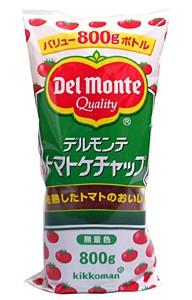 デルモンテ トマトケチャップ 800g【イージャパンモール】