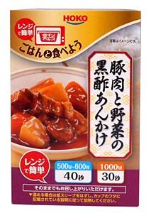 宝幸 楽チンカップ 豚肉と野菜の黒酢アンカケ 105g【イージャパンモール】