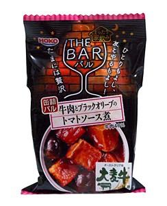 宝幸 大麦牛とオリーブのトマトソース煮65g【イージャパンモール】