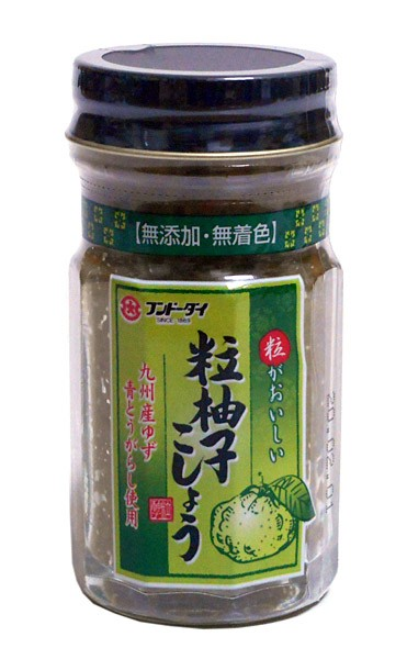 フンドーダイ 粒柚子こしょう60g【イージャパンモール】