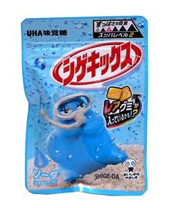 UHA味覚糖 シゲキックス ソーダDX 20g【イージャパンモール】