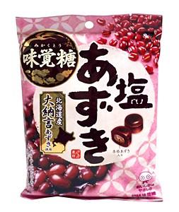 UHA味覚糖 塩あずき 109g【イージャパンモール】
