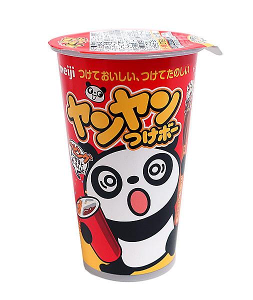 (株)明治 ヤンヤンつけボー チョコクリーム 48g【イージャパンモール】