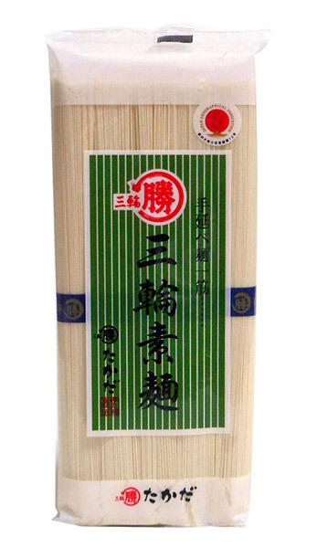 マル勝高田 三輪素麺250g(5束入)【イージャパンモール】