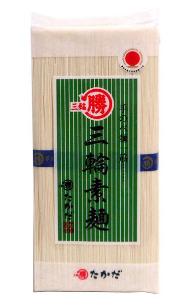 マル勝高田 三輪素麺500g(10束入)【イージャパンモール】