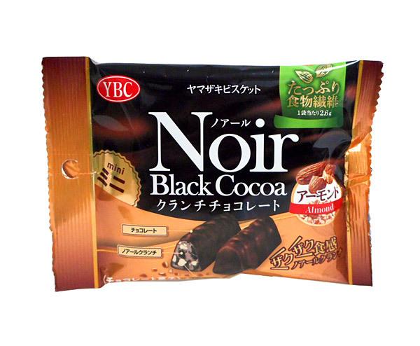 YBC ノアールクランチチョコレートミニアーモンド33g【イージャパンモール】