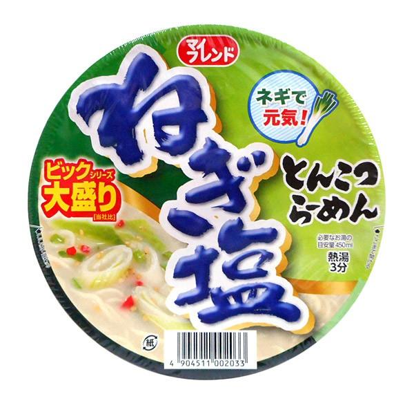 大黒 ビックねぎ塩とんこつらーめん 100g【イージャパンモール】