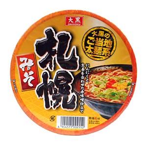 大黒 DAIKOKUご当地太麺系札幌みそ 122g【イージャパンモール】