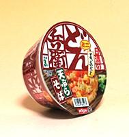 日清食品 どん兵衛 天ぷらそばミニ [西]【イージャパンモール】