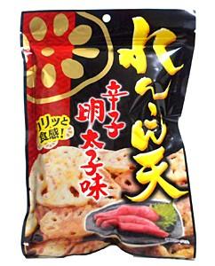 久慈 れんこん天明太子味50g【イージャパンモール】