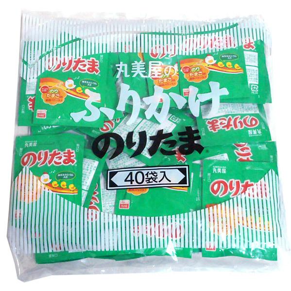丸美屋 のりたま小袋 2.5gx40食【イージャパンモール】