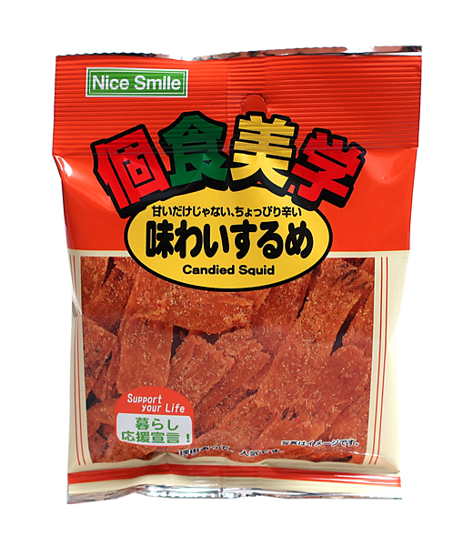 NS 個食美学味わいするめ15g【イージャパンモール】