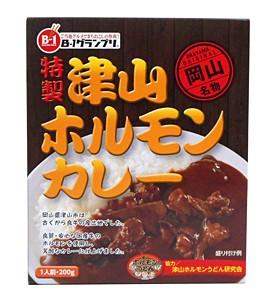 鳥取缶詰 津山ホルモンカレー 200g【イージャパンモール】