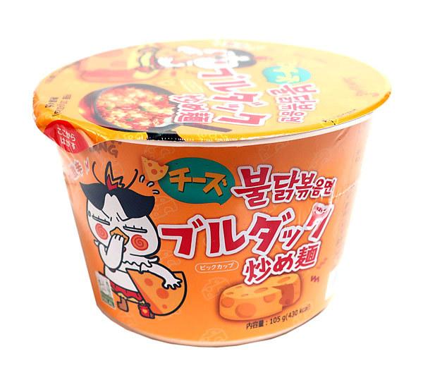 三養 チーズブルダック炒め麺ビックカップ105g【イージャパンモール】