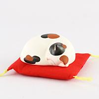 猫の昼休み ミケ【返品・交換・キャンセル不可】【逸品館】