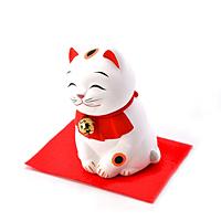 おこしやす猫【返品・交換・キャンセル不可】【逸品館】