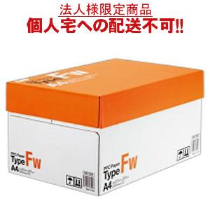 【送料無料】【A4サイズ】TANOSEE PPC Paper Type FW A4 500枚×10冊/箱【法人(会社・企業)様限定】【イージャパンモール】