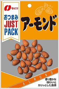 ★まとめ買い★ なとり JPアーモンド新 ×10個【イージャパンモール】