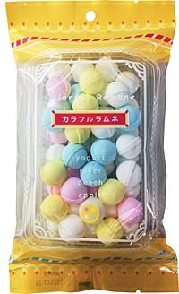 ★まとめ買い★ MDホールディングス カラフルラムネ ×12個【イージャパンモール】