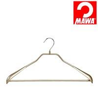 MAWA(マワ)社 マワハンガー 滑らないハンガー ニューボディーフォーム スーツ用 ゴールド【代引不可】【日用品館】