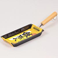 パール金属 鉄職人 お弁当用玉子焼き器 HB−907【代引不可】【日用品館】