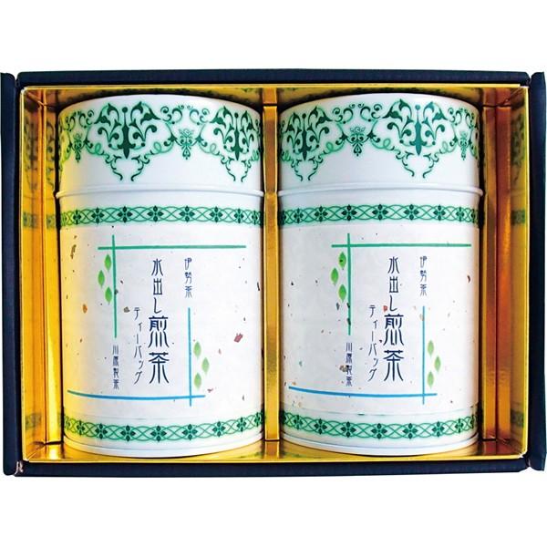 【送料無料】川原製茶 伊勢茶水出し煎茶ティーバッグ詰合せ GTB−30【代引不可】【ギフト館】